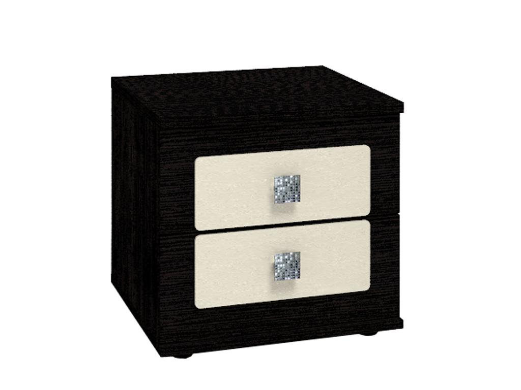 Прикроватные тумбочки: Тумба прикроватная АМЕЛИ 4 в Стильная мебель