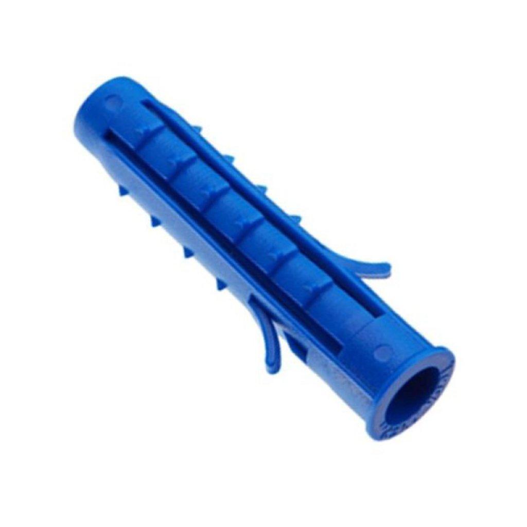 Дюбеля: Дюбель Tchappai 6*40 синий (200 шт) в АНЧАР,  строительные материалы