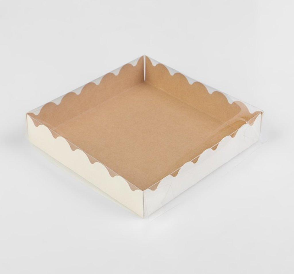 Упаковка: Коробка для печенья в ТортExpress