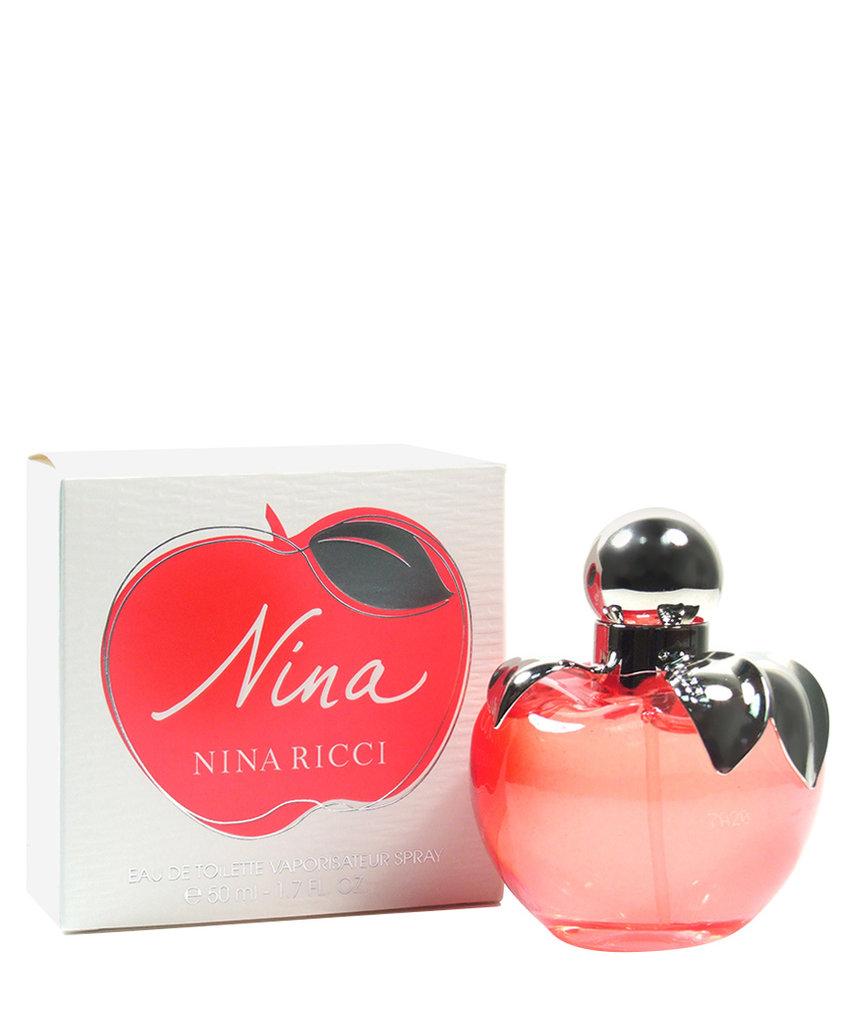 Nina Ricci: NR Nina Туалетная вода edt ж 50 ml в Элит-парфюм