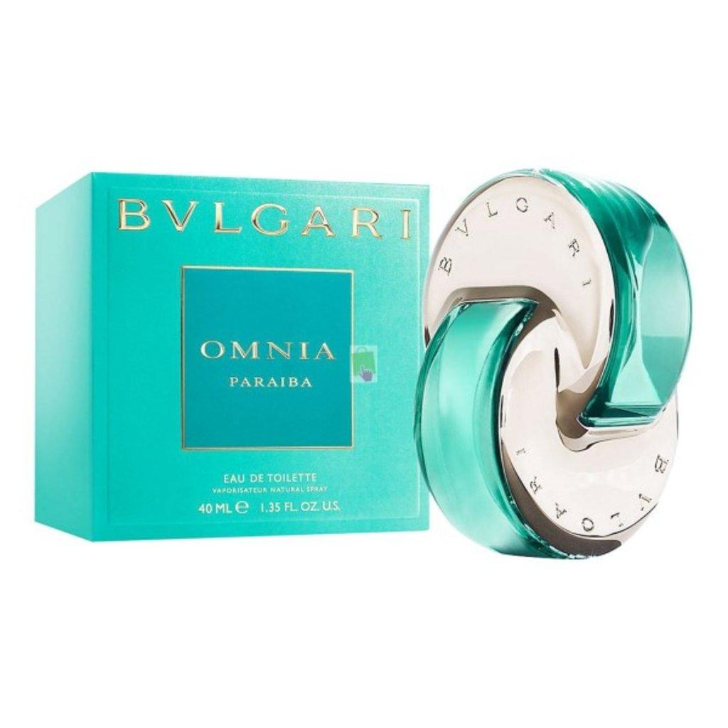 Женская парфюмерная вода Bvlgari: Bvlgari Omnia Paraiba Туалетная вода edt ж 25 ml в Элит-парфюм