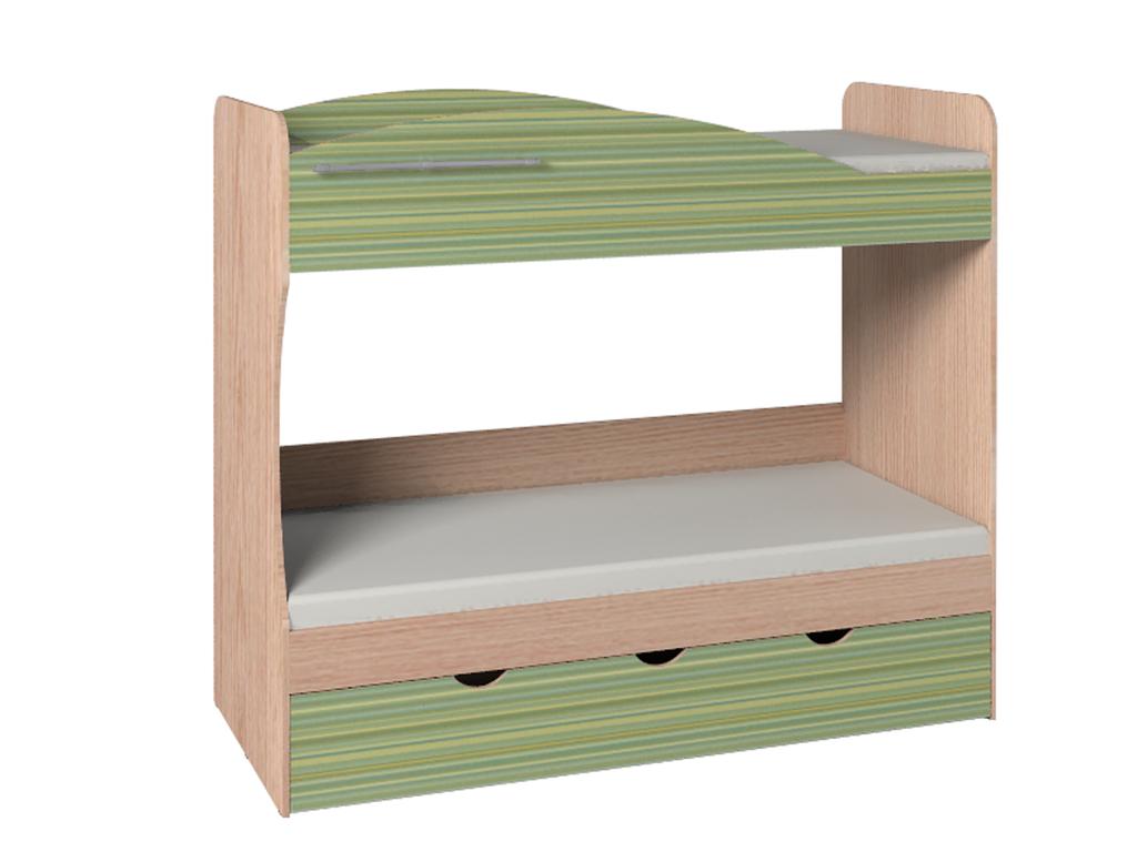 Детские и подростковые кровати: Кровать 6 Калейдоскоп в Стильная мебель
