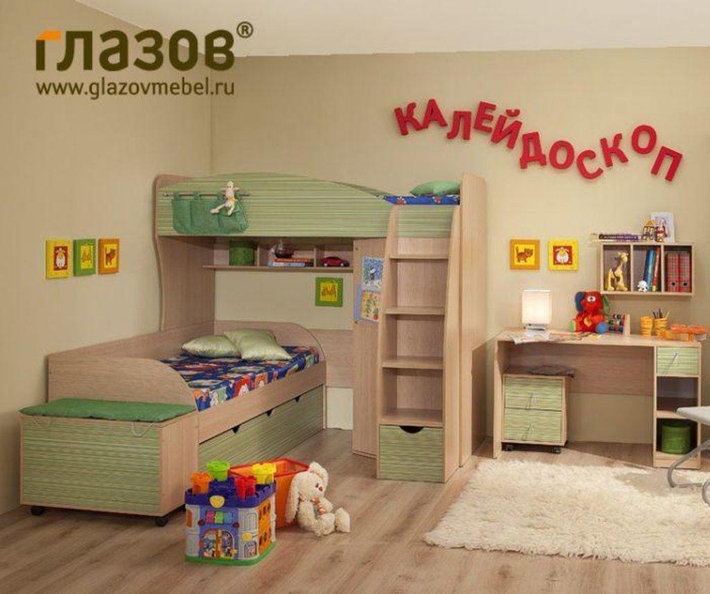 Модульная мебель в детскую Калейдоскоп: Модульная мебель в детскую Калейдоскоп в Стильная мебель