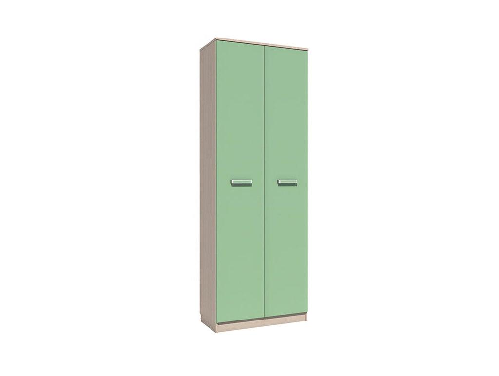 Детские шкафы и стеллажи: Шкаф для одежды НМ 013.02-02 М Рико-М в Стильная мебель