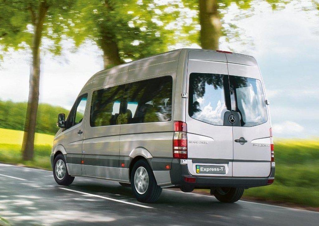 Заказ автобусов: Перевозки микроавтобусом в Автобусы на заказ