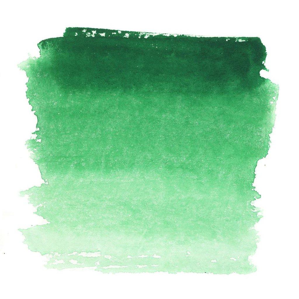 """Акварельные краски: Акварель """"Белые ночи"""" кювета жёлто-зелёная 2,5мл в Шедевр, художественный салон"""