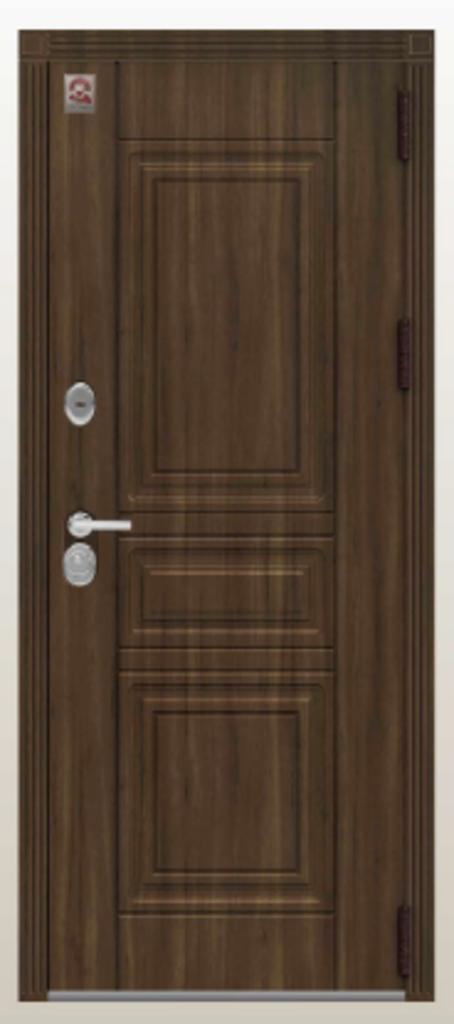 Двери Центурион: Центурион LUX-4 Медный муар + Вайльд Полярный дуб в Модуль Плюс