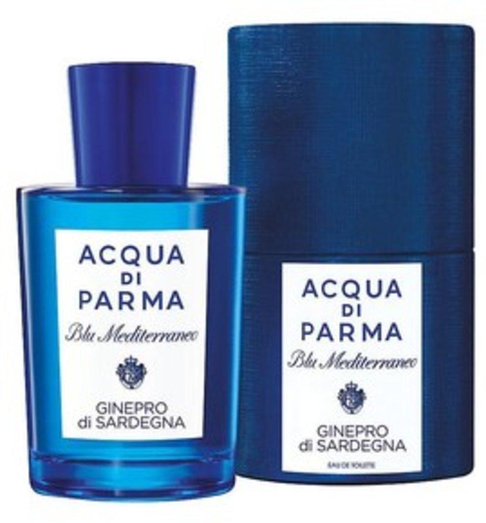 Новинки: Acqua Di Parma Blu Mediterraneo - Ginepro Di Sardegna (Аква Ди Парма Блю Медитерранео - Гинепро Ди Сардегна) edp 75ml в Мой флакон