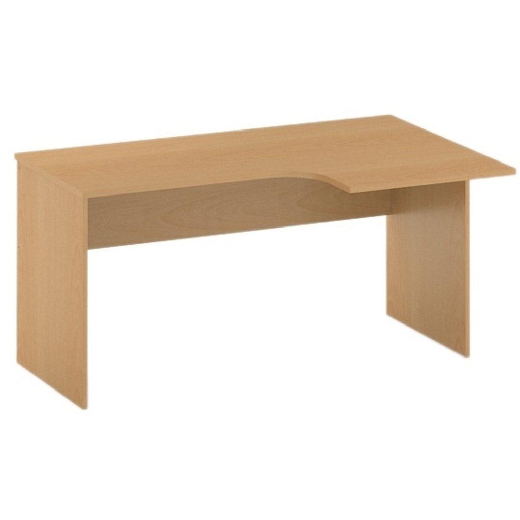 Офисная мебель столы, тумбы Р-16: Стол рабочий (16) 1500*900(600)*750 в АРТ-МЕБЕЛЬ НН