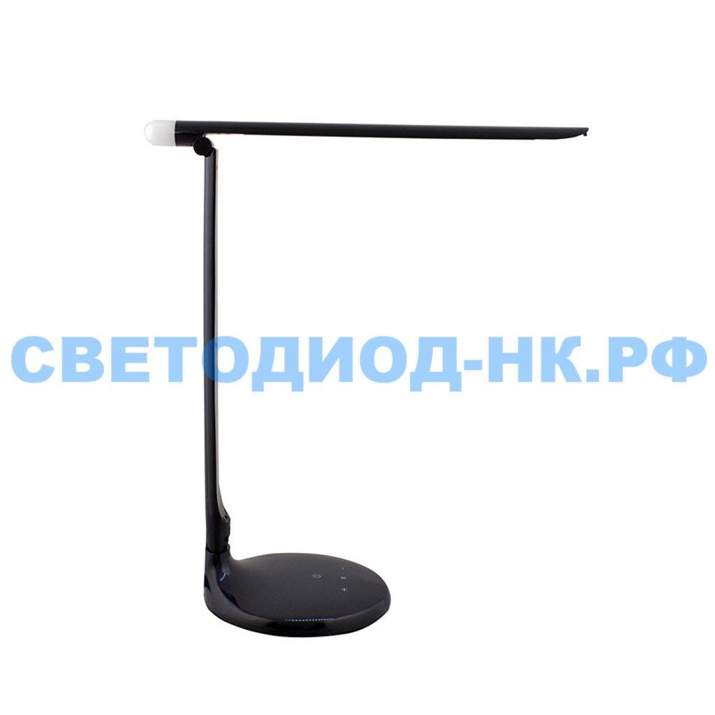Настольные лампы, ночники: Лампа настольная СТАРТ СТ-59 ЧЕРНЫЙ в СВЕТОВОД
