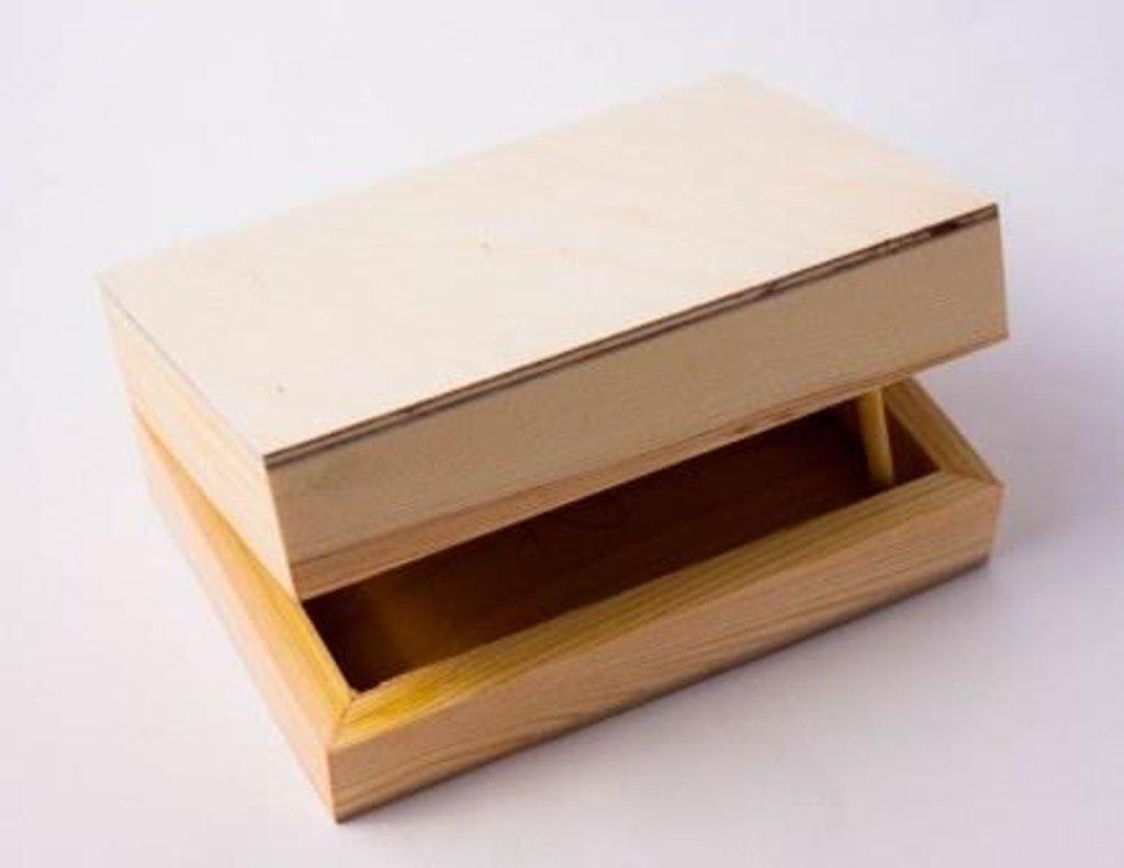 Шкатулки: Шкатулка деревянная 15*10*4см в Шедевр, художественный салон