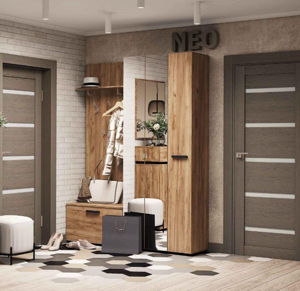 Мебель для прихожих, общее: Модульная прихожая NEO в Стильная мебель