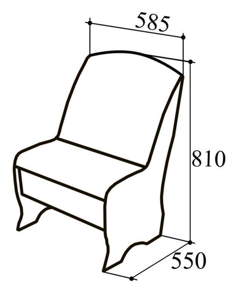 Кухонные скамьи: Скамья СК-4Вм в Уютный дом