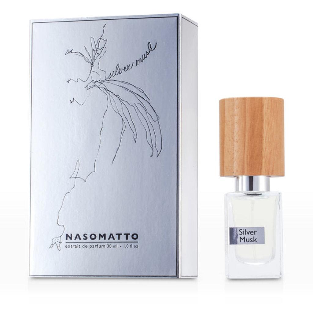 Nasomatto (Насоматто): Nasomatto Silver Musk (Насоматто Силвер Муск) edp 30ml в Мой флакон
