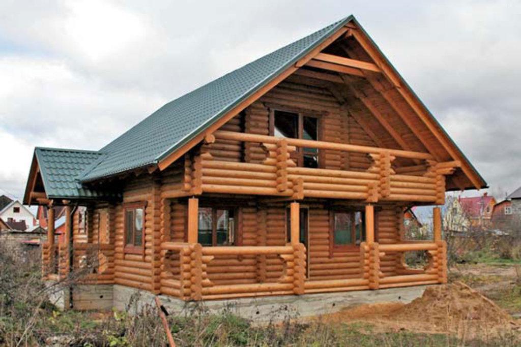 Строительство: Рубленный дом в А-Строй