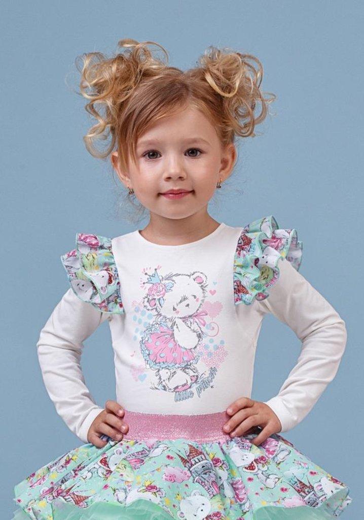 Одежда для девочек: Джемпер для девочки 76-8014-1 в Детский универмаг