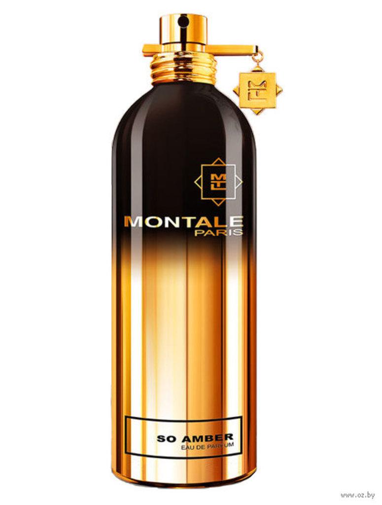 Montale (Монталь): Montale So Amber (Монталь Соу Амбер) edp 100 ml в Мой флакон
