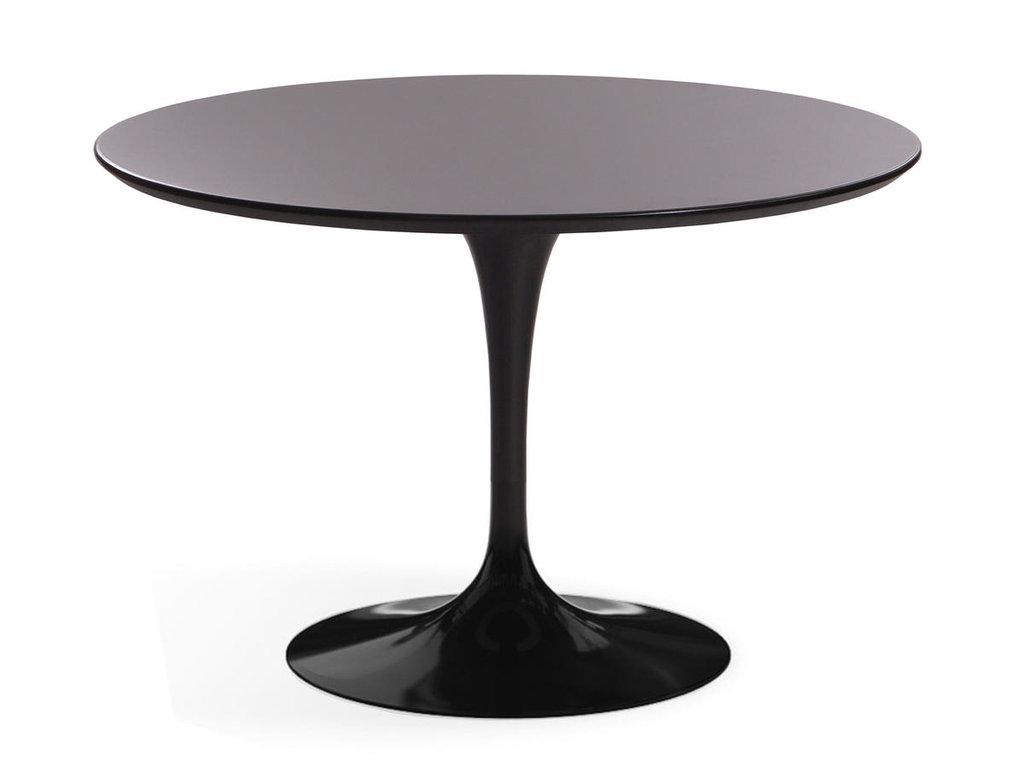 Столы обеденные: Стол обеденный Априори T круглый 120 см 15т 15т в Актуальный дизайн