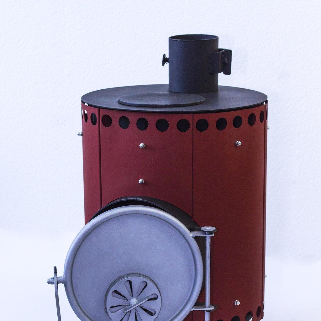 Отопительные: Печь воздухогрейная Столыпинка в Антиль