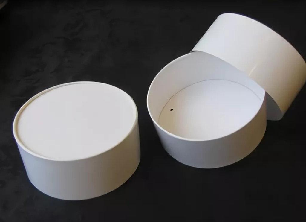 Коробки для кондитерских изделий: Коробка ШАЙБА в ТортExpress