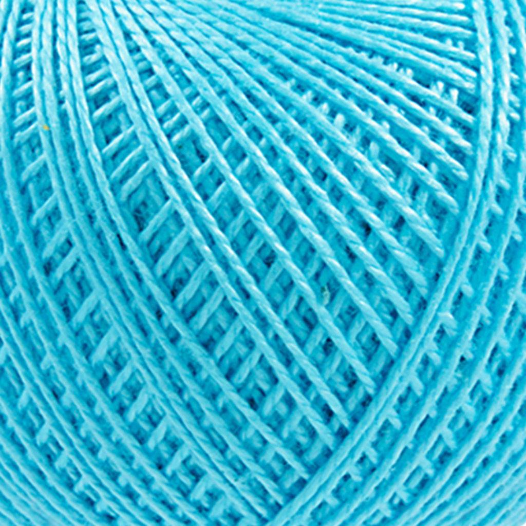 Ирис 25гр.: Нитки Ирис 25гр.150м.(100%хлопок)цвет 3006 бирюза в Редиант-НК