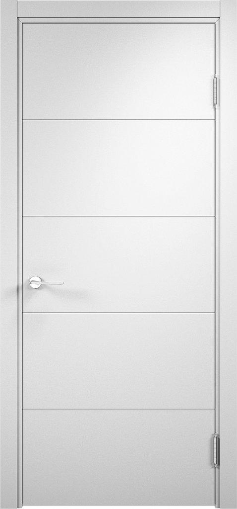 Двери Верда: дверь межкомнатная Турин 01 Эко шпон в Салон дверей Доминго Ноябрьск