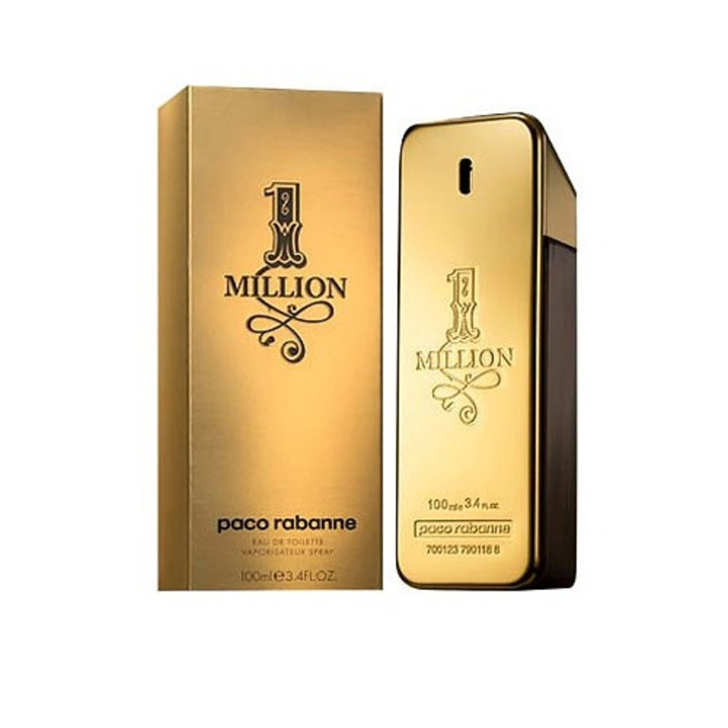 Paco Rabanne (Пако Рабан): Paco Rabanne 1 Million 100ml в Мой флакон