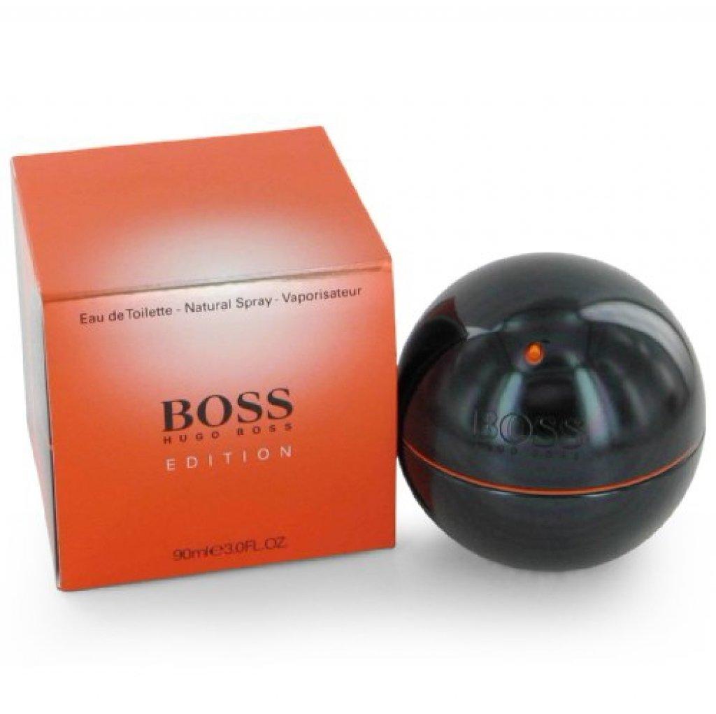 Мужская туалетная вода Boss: Boss Edition Black 90ml в Элит-парфюм