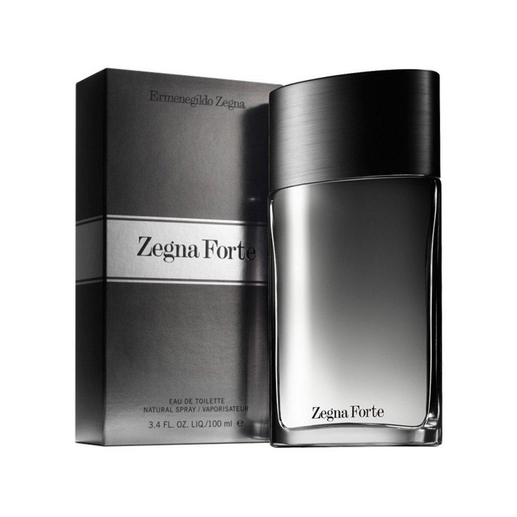 Для мужчин: Ermenegildo Zegna Forte м 100ml в Элит-парфюм