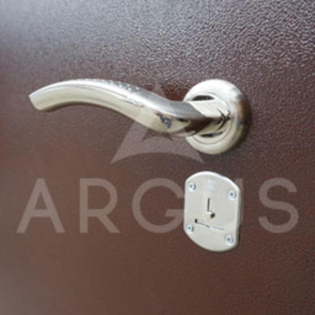 Двери Аргус: Дверь для коттеджей с терморазрывом. ТЕПЛО-1 в Двери в Тюмени, межкомнатные двери, входные двери