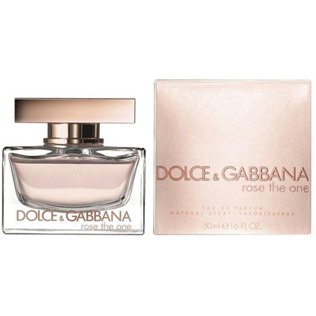 Dolce&Gabbana: D&G Rose The One Парфюмерная вода edp ж 50 ml в Элит-парфюм