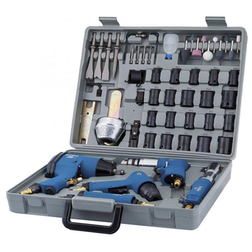Универсальный инструмент для ремонта и диагностики автомобиля: PA-ATK-66 набор пневмоинструмента в Арсенал, магазин, ИП Соколов В.Л.