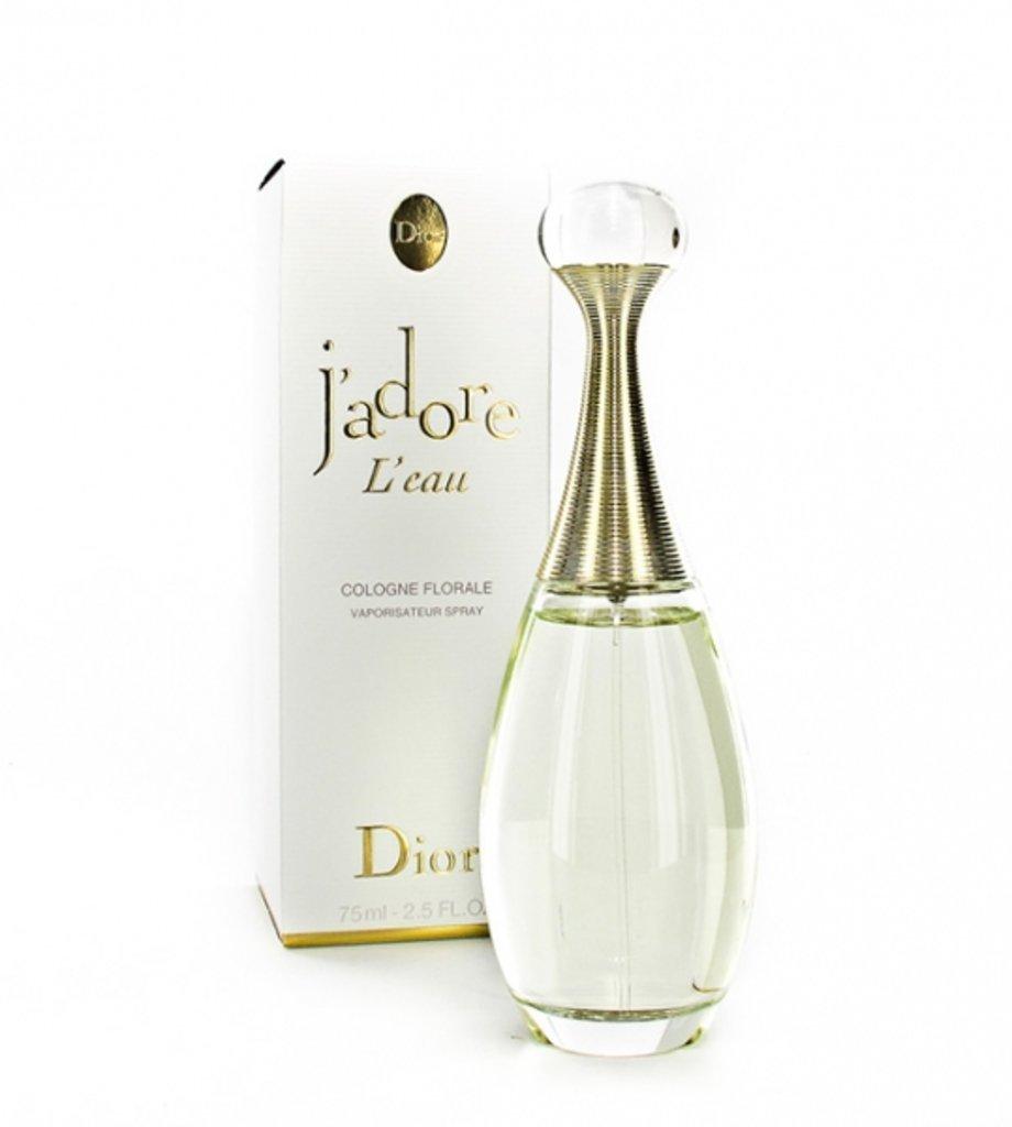 """Женская туалетная вода Christian Dior: CD Jadore L""""eau edt ж 75 ml в Элит-парфюм"""