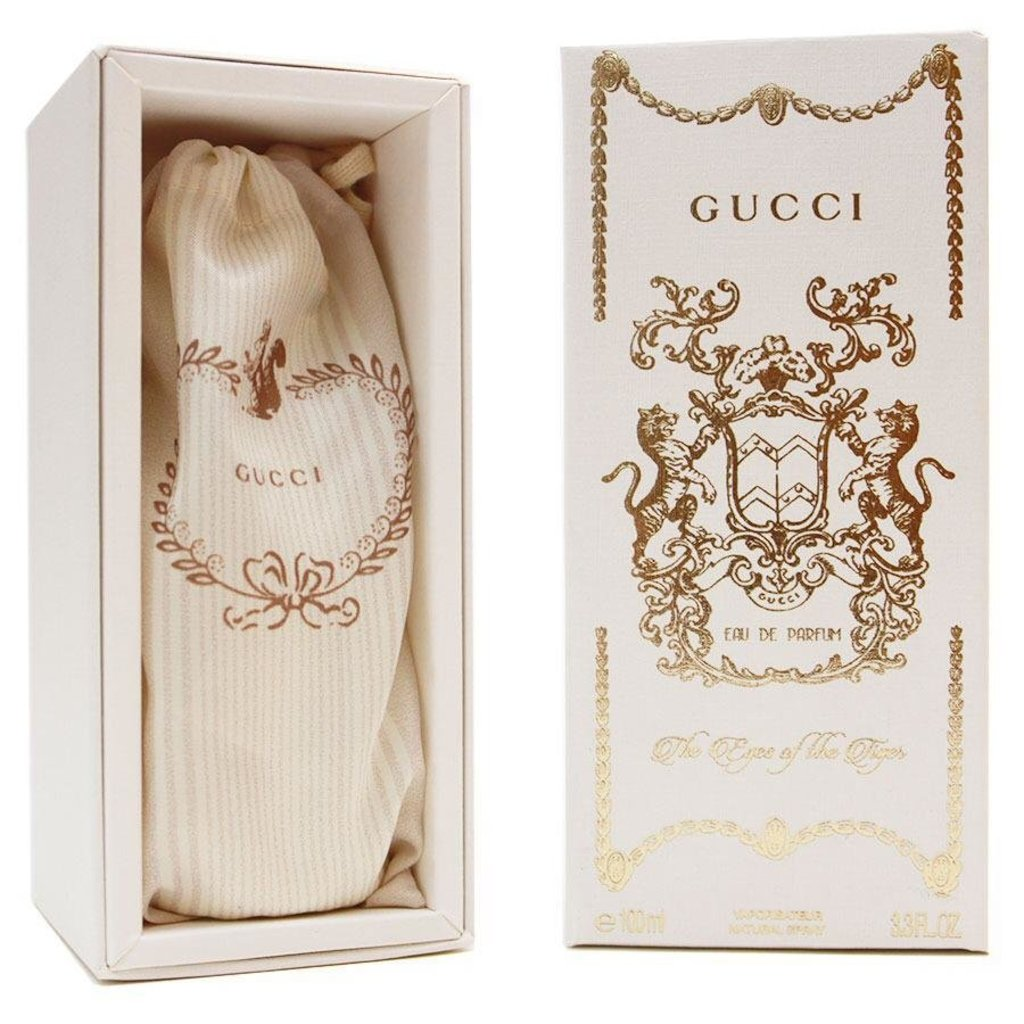 Gucci (Гуччи): Gucci The Eyes Of The Tiger (Гучи зе Айс оф Тайгер) edp 100ml в Мой флакон