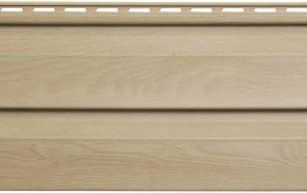 Крашенный сайдинг: Панель Карелия Ольха Т-01 - 3,00м х 0,23м. в АНЧАР,  строительные материалы