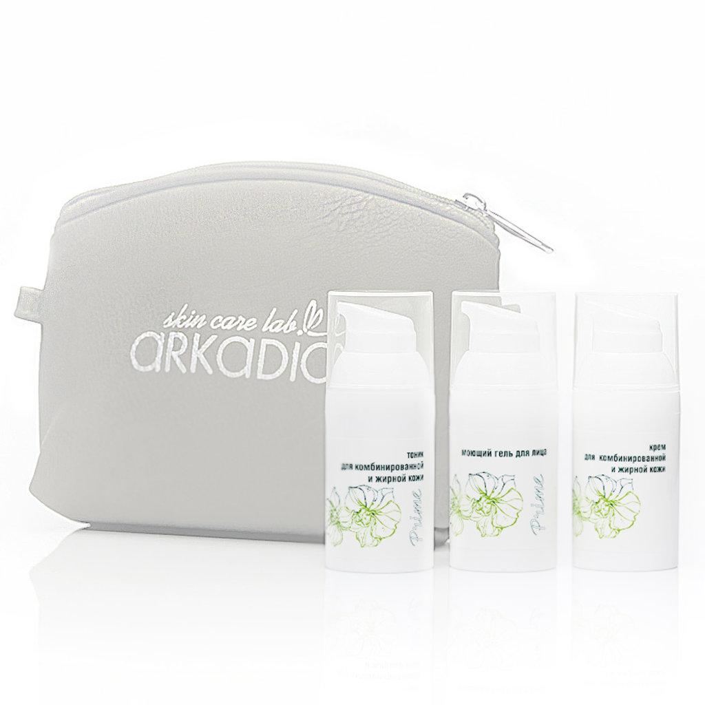 Дорожный набор: Базовый набор для жирной и комбинированной кожи в Косметичка, интернет-магазин профессиональной косметики