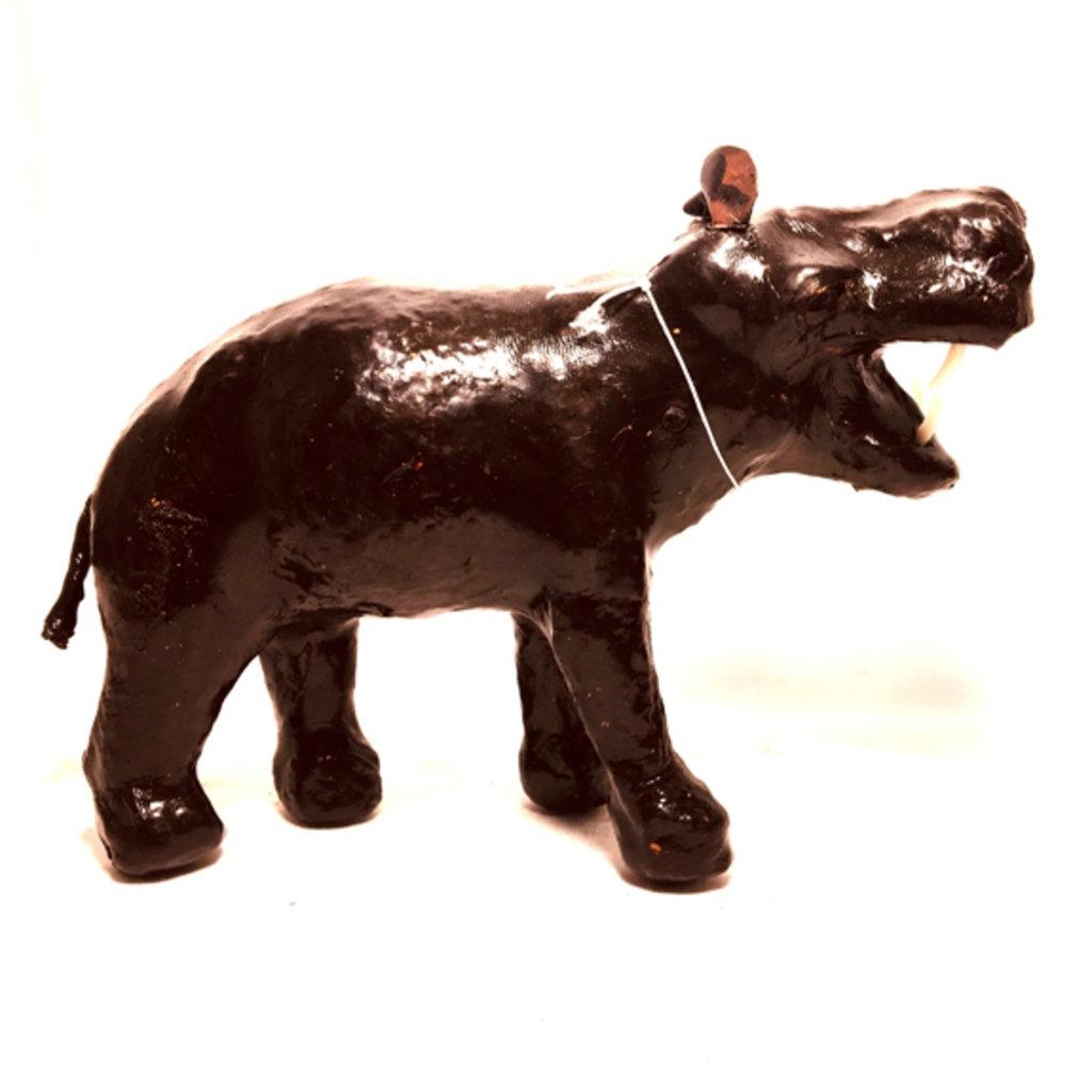 Статуэтки: Бегемот в Шамбала, индийская лавка