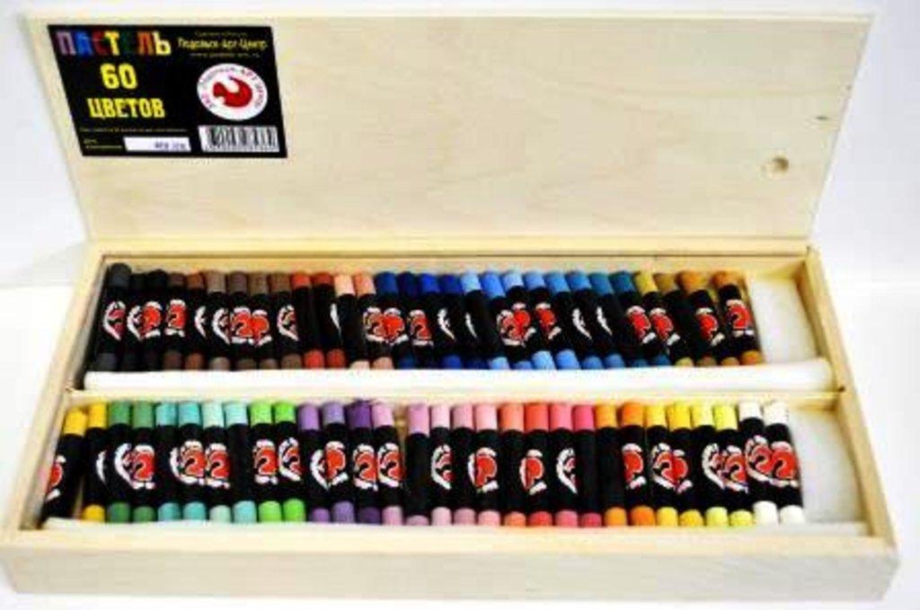 Пастель: Пастель 60 цветов в Шедевр, художественный салон