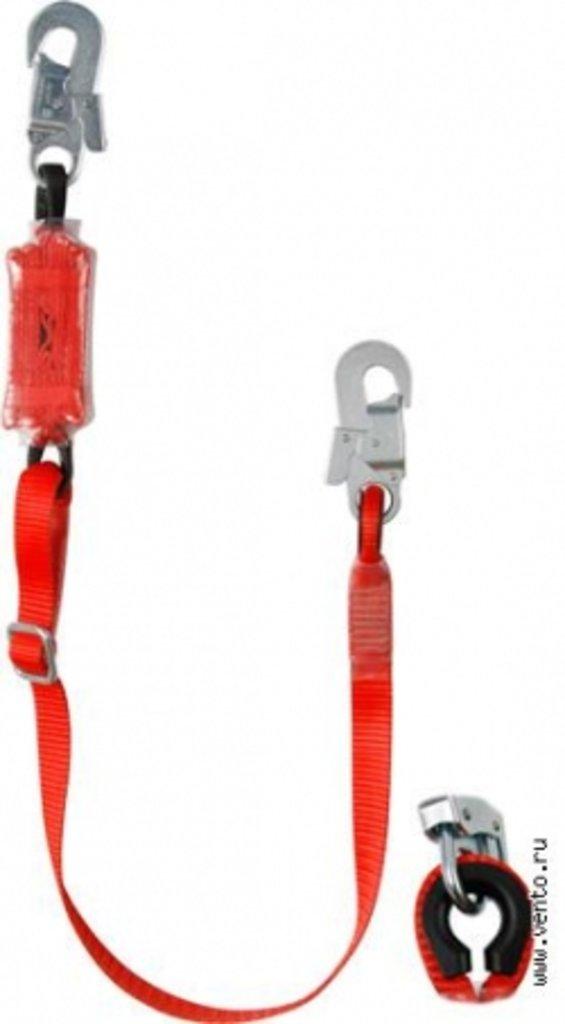 Одинарные стропы: Строп ленточный одинарный регулируемый с амортизатором «aA11p» в Турин