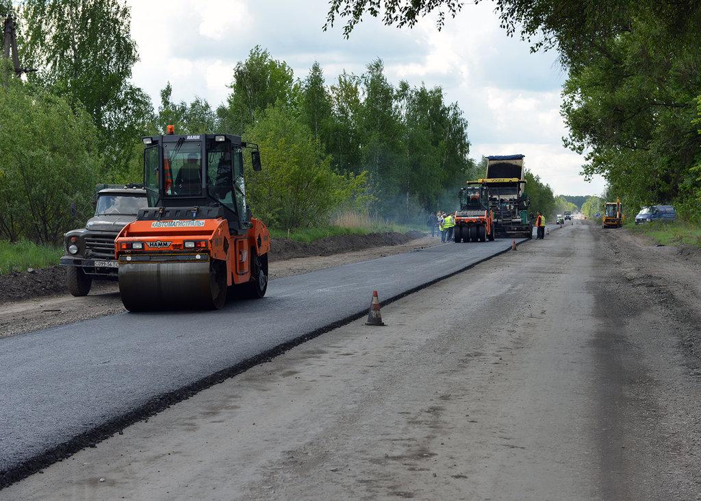 Строительство и ремонт дорог: Ремонт дорог в Магистраль, ООО