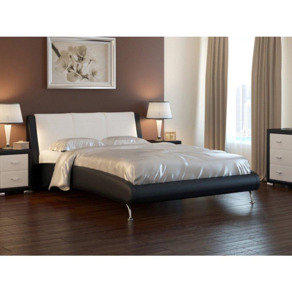 """Кровати: Кровать двуспальная """"Роберта"""" в Амадео"""