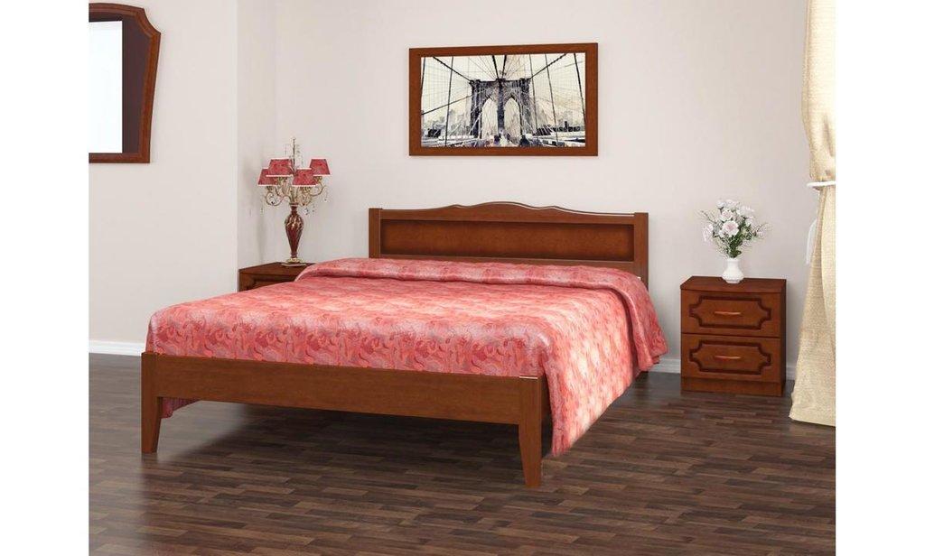 Кровати: Кровать Карина-7 (массив) в Уютный дом