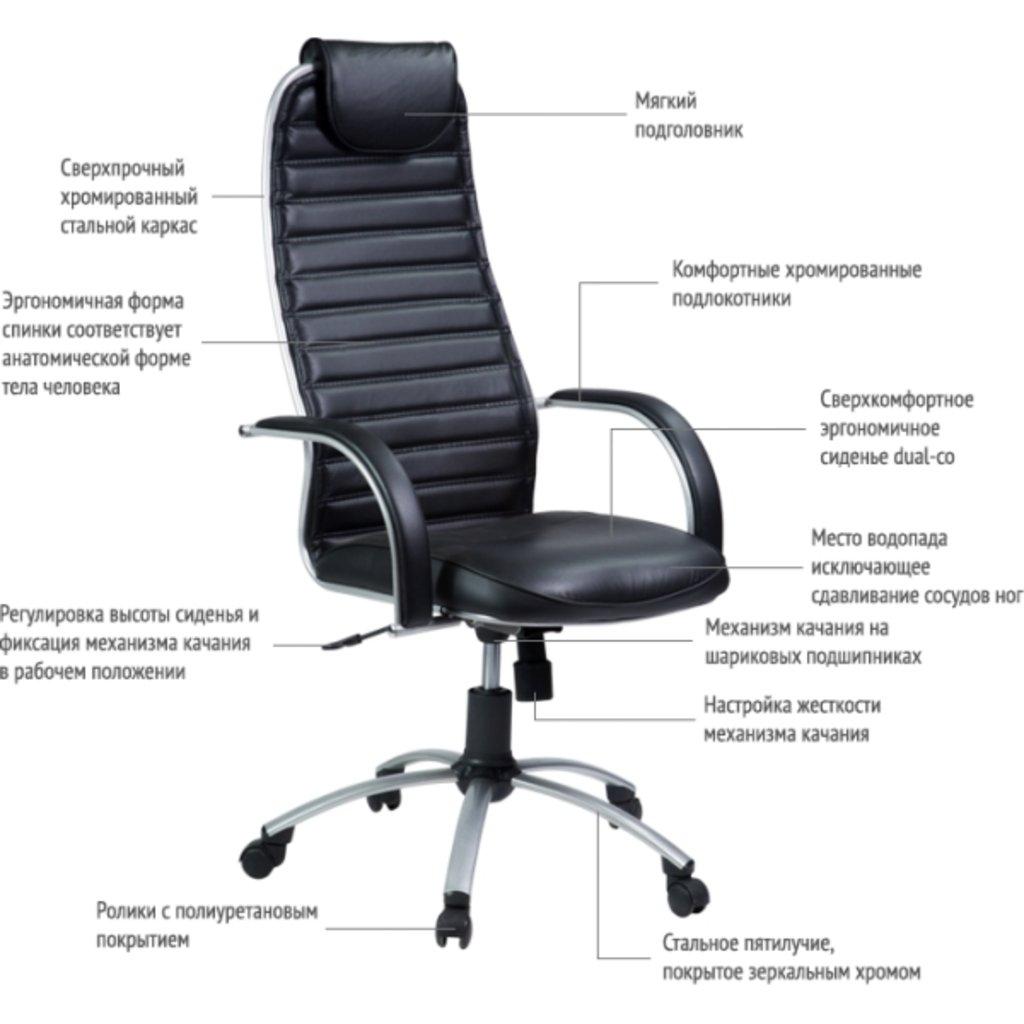 Офисные кресла: Кресло BA-5 AI в АРТ-МЕБЕЛЬ НН