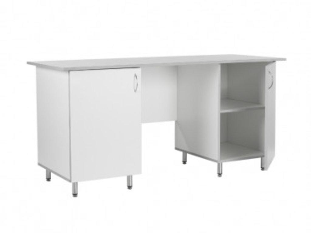 Стол для кабинета: Стол для кабинета СКВ-Л-03 ЛАВКОР в Техномед, ООО
