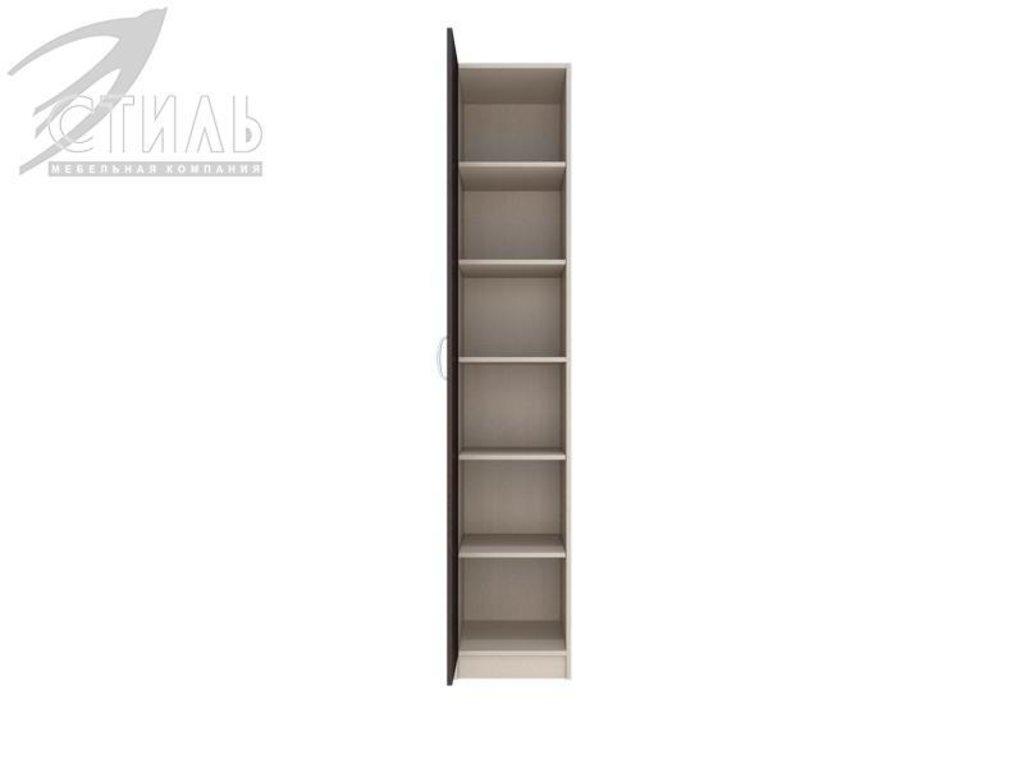 Мебель для детской Мийа - 2 (венге): Пенал Мийа - 2 (венге) в Диван Плюс