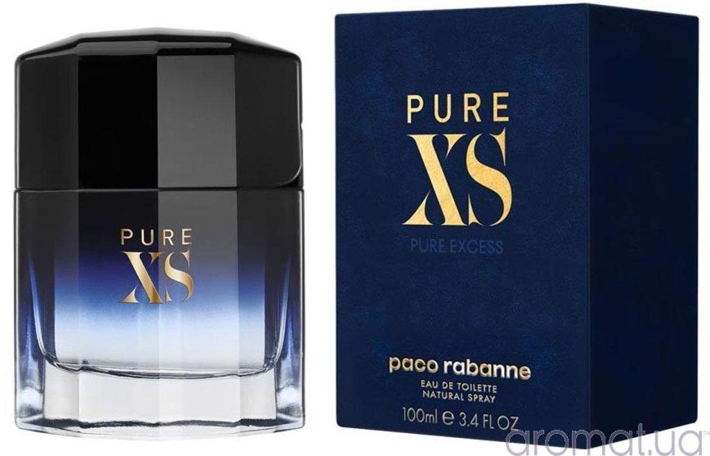 Paco Rabanne (Пако Рабан): Paco Rabanne Pure XS ( Пако Рабан Пюре ЭксЭс) edt 100ml в Мой флакон