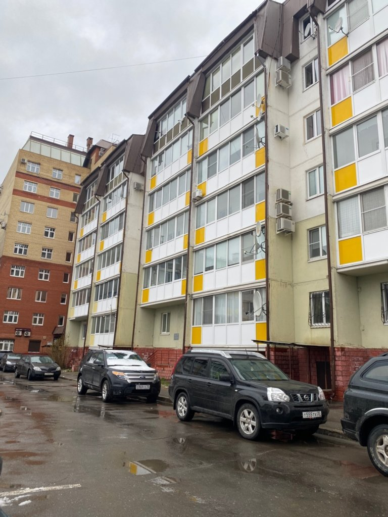 2-комн. квартира: 2-комнатная квартира улица Городецкая дом 15 в Перспектива, АН