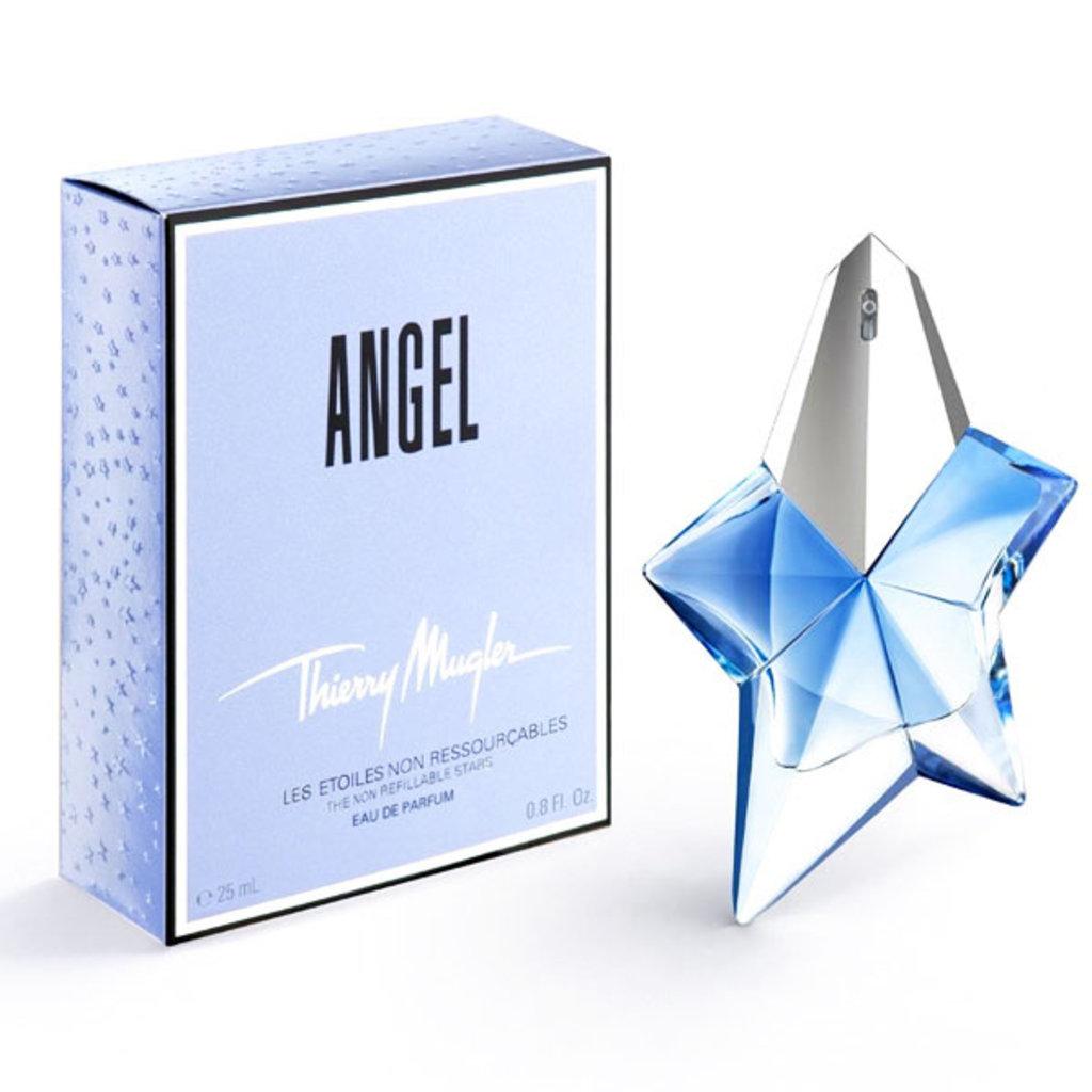 Женская туалетная вода Thierry Mugler: Thierry Mugler Angel Туалетная вода  80 мл (Заправляемый флакон) в Элит-парфюм