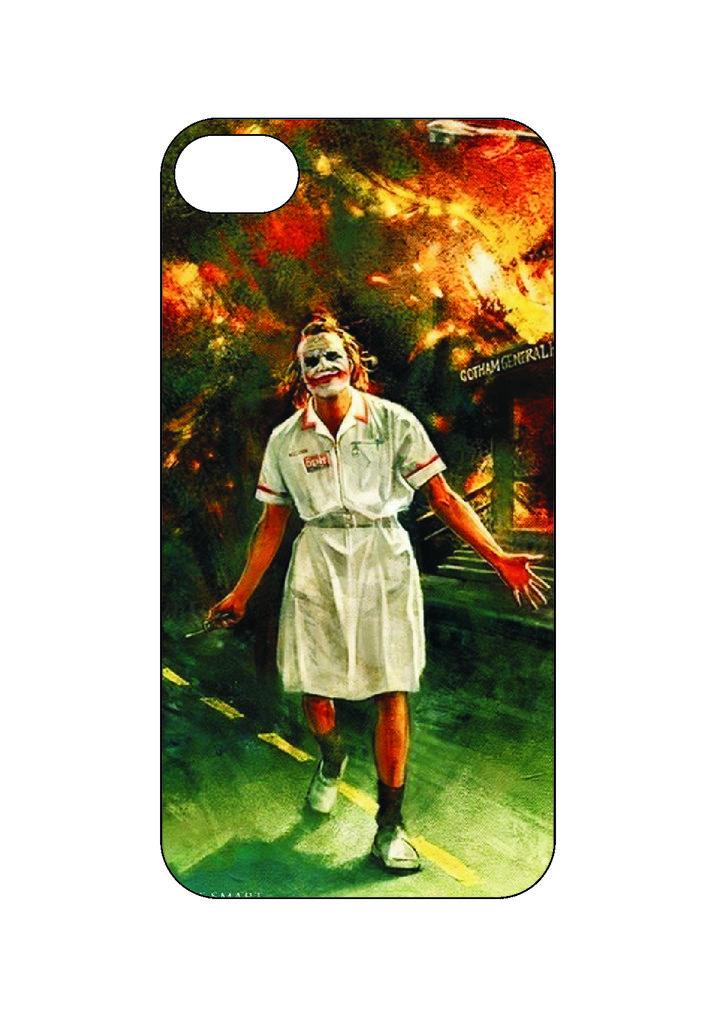 Выбери готовый дизайн для своей модели телефона: Joker в NeoPlastic