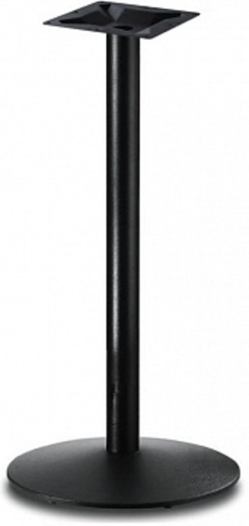 Подстолье, опоры: Подстолье барное 1057ЕМ (чёрный) в АРТ-МЕБЕЛЬ НН